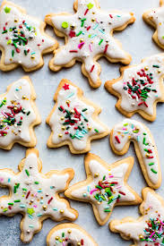 holiday sugar cookies with sprinkles. Beautiful Holiday Christmas Sugar Cookies On Sallysbakingaddictioncom And Holiday Sugar Cookies With Sprinkles R
