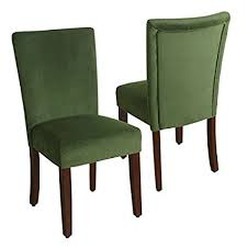 image unavailable image not available for color homepop velvet 2 pack parson dining chair