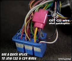 ckf bypass trick ffs technet locate pin c22 c29 quick splice c22 c29