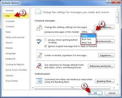 How To Create An Email Template In Outlook 2010 How Do I Set A Signature In Creating Email Template Outlook 2010