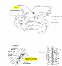 2000 nissan frontier that will not crank p0325 graphic
