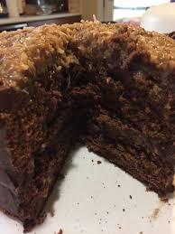 Homemade German Chocolate Cake Recipe Baking Naturally