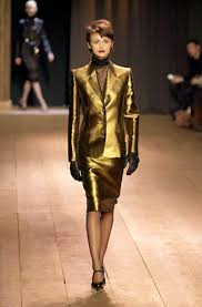 New Vintage Yves Saint Laurent YSL F/W 1998 Blazer Jacket Designer Alber  Elbaz at 1stDibs