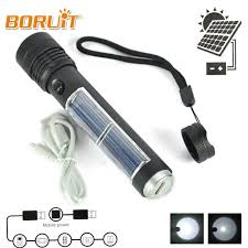 Solar Flashlight The 10 Best Solar Powered Flashlights  SRESolar Powered Torch Lights