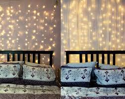 indoor string lighting. String Lights For Bedroom, LED Lights, Light Curtain, Indoor Wall Lighting B