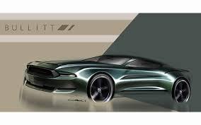 2018 ford mustang bullitt. wonderful bullitt 2018 ford mustang bullitt concept rendering  httpwwwcarmodels2017com inside ford mustang bullitt d