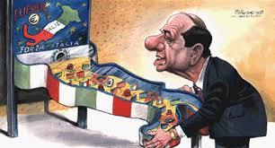 Risultati immagini per berlusconi deriso da stampa estera