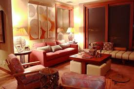 For Red Living Rooms Dining Room Decorating Ideas House Garden Design Decorating