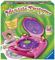 Ravensburger Deco Mandala Designer Drawing Machine Deco Mandala Designer Drawing Machine