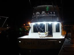 Boat Flood Lights Flood And Spreader Boat Lights What You Need To Know