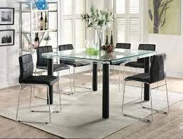 argos white gloss dining table and chairs uk room 6 set black kitchen solid wood sets