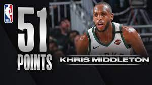 Middleton Drops CAREER-HIGH 51 PTS ...