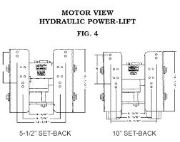 cmc pl 65 high speed hydraulic jack plate 5 1 2'' set back 65302 cmc jack plate wiring harness at Cmc Jack Plate Wiring Diagram