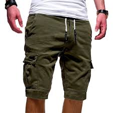 Cargo Shorts <b>Men</b> Cool Summer <b>Hot Sale Cotton</b> Casual <b>Men</b> Short ...