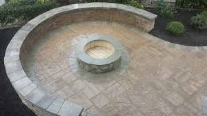 building a paver patio unique how to build a patio seating wall awesome paver patios elegant