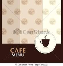 Cafe Menu Template Cafe Menu Design