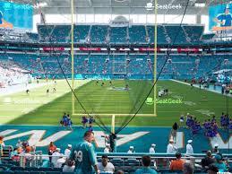 Hard Rock Stadium Section 208 Seat Views Seatgeek