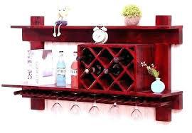 floating wine glass for pool wine racks floating wine rack wine rack cabinet wall mounted wooden