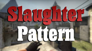 Slaughter Patterns New Inspiration Design