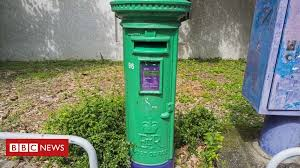 Fight to preserve Hong Kong's colonial <b>post boxes</b> - BBC News