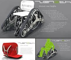 35 Wildly Wonderful Wheelchair Design Concepts   Wheels