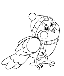 Hirsch und reh hase und dir stehen auf unserem portal unterschiedliche ausmalbilder zum thema waldtiere bereit. Ausmalbilder Winter Fur Kinder Im Format A4 Wonder Day