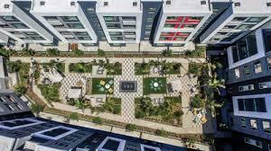 apartment landscape design. Unique Design Apartment Landscape Design Nineteen01 Luxury And E