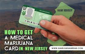 Get New Card To Medical Jersey In Guide 2019 Marijuana A How