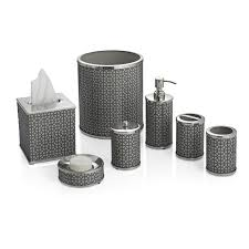 Houzz Bathroom Accessories Black Mosaic Bathroom Accessories