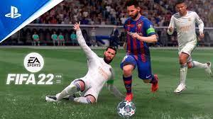 FIFA 22 Top 100 Rating Prediction