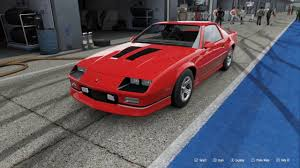 FORZA Motorsport 7 - 1990 Chevrolet Camaro IROC-Z - Car Show Speed ...