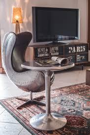 aviator b 52 occasional chair