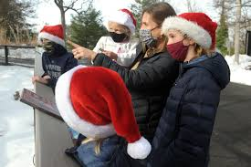 From chinchilla wishes to winter wonderland, Beardsley Zoo gets festive