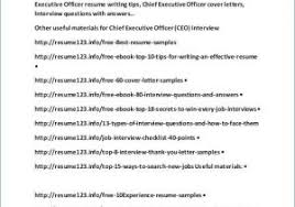 View Posted Resumes Online Free From Free Sample Resumes