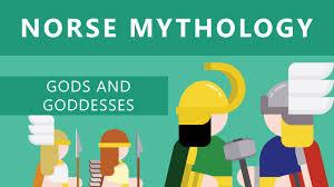 Vikings Norse Mythology Ii Norse Gods Goddesses Thor Loki Odin And More