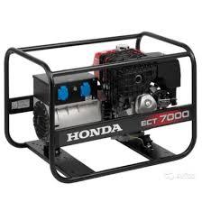 <b>Генератор бензиновый Honda ECT7000K1</b> RG