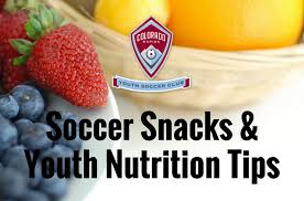 Soccer Snacks And Youth Nutrition Colorado Rapids Youth