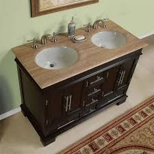 48 bathroom vanity with top and sink. sinks, 48 inch double sink vanity top classic design silkroad bathroom with and