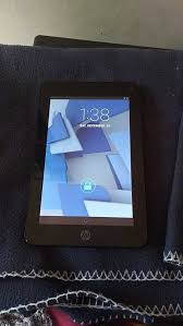 Tablet Hp slate 7 plus in für $ 60,00 ...