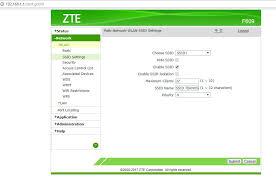 Username password zte zxhn f609 : Cara Ganti Password Dan Ssid Wifi Indihome Modem Zte F609 Teknosid