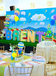 oh the places you ll go dr seuss party