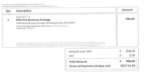 Office Invoice Bin Fake Invoices From Office Software Online Fraud Help Desk