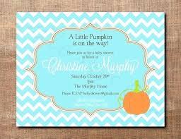 Pumpkin Invitations Template Fall Baby Shower Invitations Twin Pumpkin Invitation Template