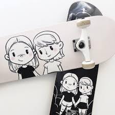 Design Life Kids Kids Dlk Design Life Kids Maya Senna Skate Deck On Garmentory