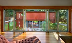 Inside Shipping Container Home