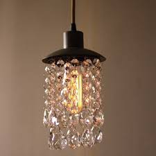 crystal pendant lighting. Metal Pendant Light | Crystal Lights Mini Chandelier Lighting N