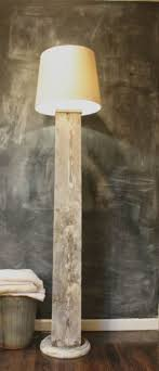 DIY Column Lamp ~ Combine your woodworking and electrical skills to make  this column lamp.