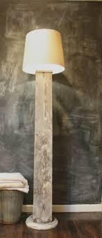 DIY Column Lamp