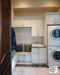 Laundry Room Cabinets Laundry Room Design  KSI MI U0026 OHMud Rooms Designs