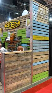 Trade Show Booth Design Ideas trade show booth idea wood pallets google search
